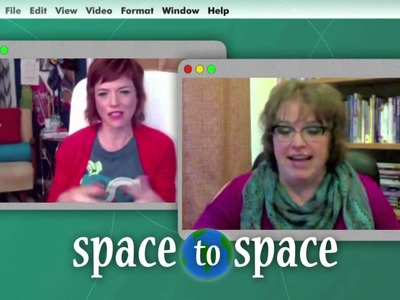 Preview Knitting Daily TV Episode 1213 with Vickie Howell - Shawls and Scarves