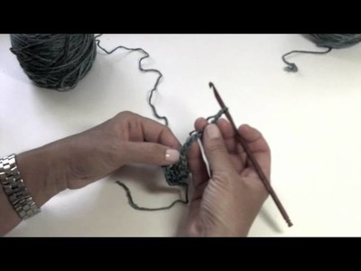 Soldier Love Crochet Capelet CAL Part 2