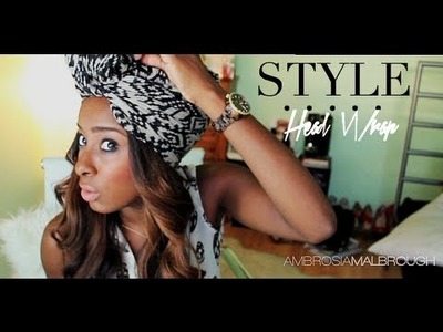 Style| Head Wrap Variation