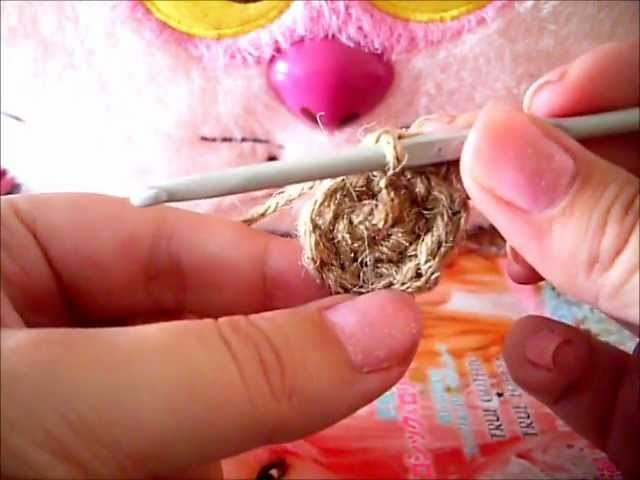 The Cheries Seasons Rilakkuma Bear Amigurumi Tutorial