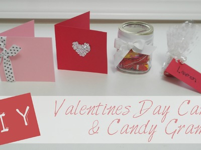Valentines DIY Cards and Candy!