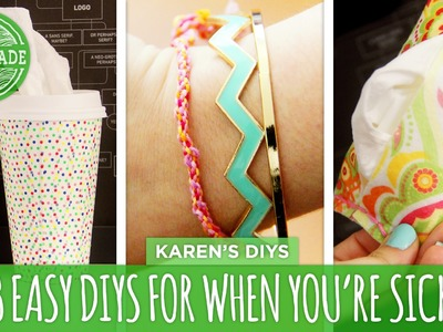 3 Easy DIYs If You Have a Cold - HGTV Handmade