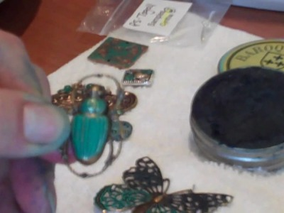 Artbeads.com - How to Use Gilders Paste