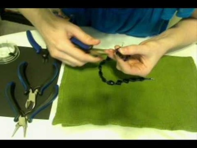 Basics of Bead Stringing Part Two - Crimp Bead and Bead Tip Tutorial