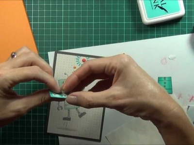Beep Beep - card tutorial for Scrapbook Boutique!