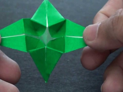 Calyx (Flowers & Roses): Daily Origami - 483 [TCGames HD]