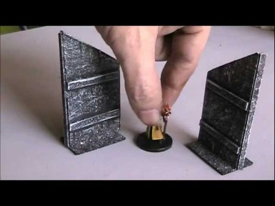 Cheap n easy doors for Dungeons & Dragons (The DM's Craft, EP26)