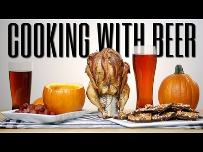 Cooking With Beer - 3 Recipes! | Eat the Trend