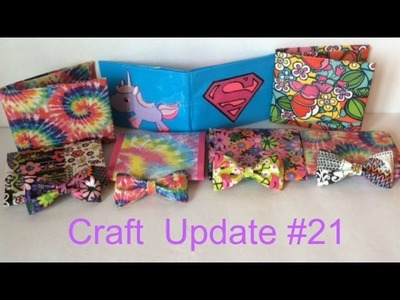 Craft Update #21