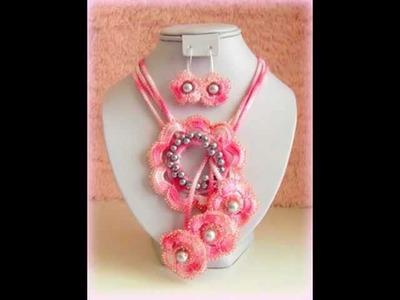Crochet  & Beaded Jewelry  http:.www.etsy.com.shop.elenascrochetjewelry