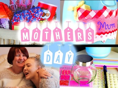 ♡ DIY Gift Ideas For Her- Mother's Day 2015 ♡