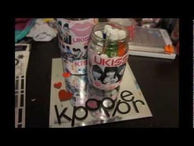 DIY Kpop Room Decor!