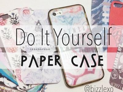DIY Paper Case