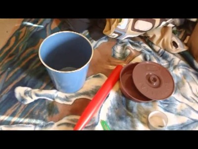 DIY PROJECT: BEST ASHTRAY EVER! HOW TO MAKE IT FOR $6