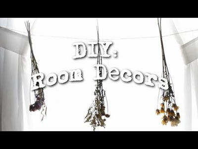 ✄ DIY Room Decors: Revamp your room!