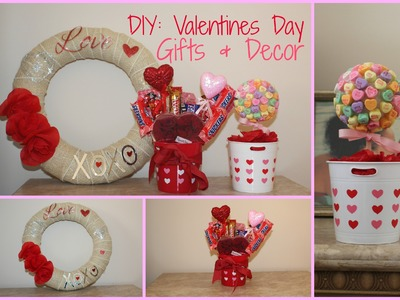 DIY Valentines Day Gift Idea & Decor