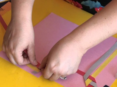 Faux Paper Bracelet Crafts : Craft Project Tips