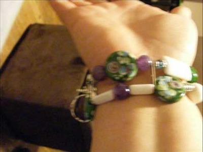 Handmade Beaded Watches