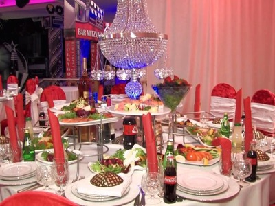 Hollywood Theme Decor By VIP FLOWERS QUEENS NY 718-897-7100