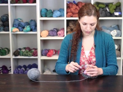 How to Crochet Scarves With the Trellis Stitch : Crochet Stitches & Techniques