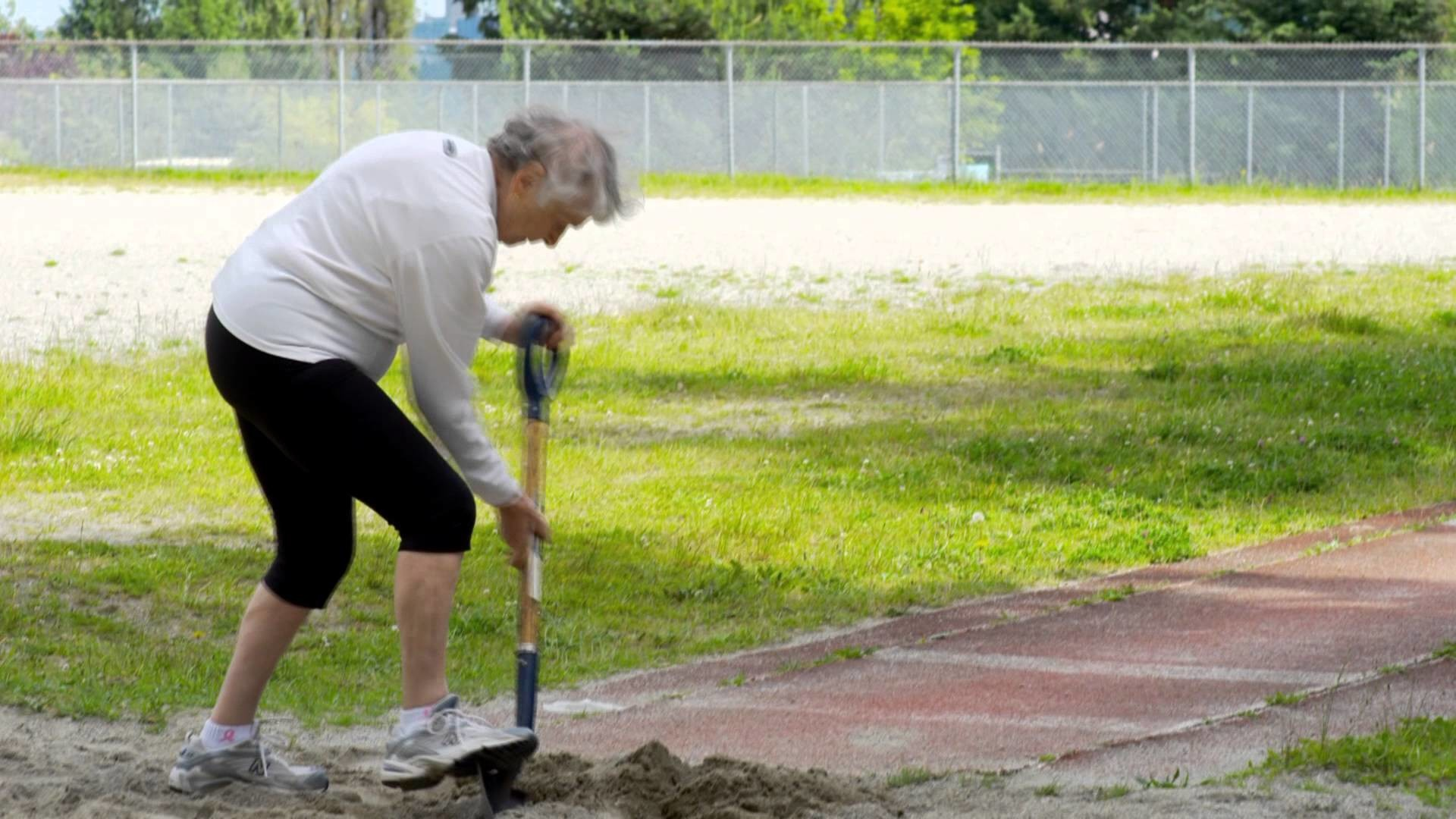 MyVancouver Olga Kotelko: 94-Year-Old World Class Athlete