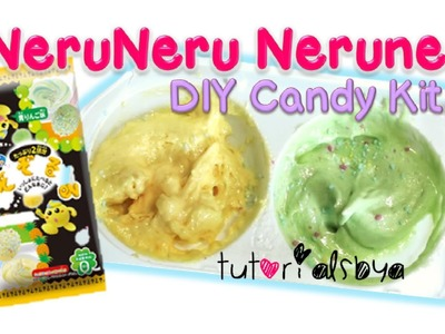 NeruNeru Nerune Apple.Pineapple DIY Japanese Candy Tutorial | How To