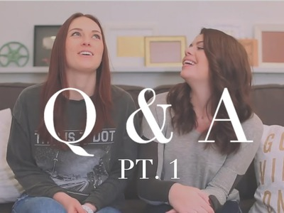 Q&A: LESBIANS, MEETING YOUTUBERS & FUTURE DIY'S