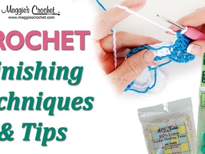Sewing Snaps on Crochet & Knitted Patterns
