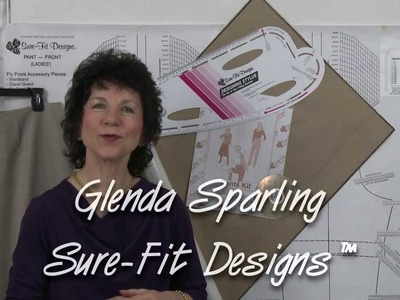 SFD Discounted Pant Kit Combo Package - Fitting & Sewing Patterns