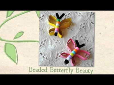 Spring Crafts for Kids: 17 Flower Crafts, Butterfly Crafts, and More