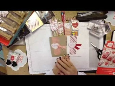 Stampin' Up! January My Paper Pumpkin Craft Kit