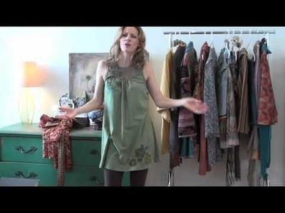 Tracy Porter Fashion Video.  Fashion Tips + Ideas