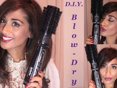 Tutorial | DIY Babyliss Big Hair Blow Dry | Beauty Passionista