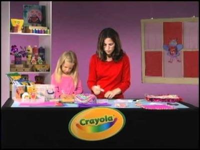 Crayola Craft - Heart Pouches