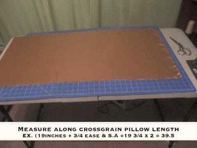 DIY: How To Create A Bow Pillow (www.dgulleydesigns.com)