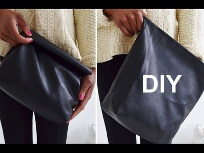DIY | HOW TO MAKE A JIL SANDER LUNCH BAG