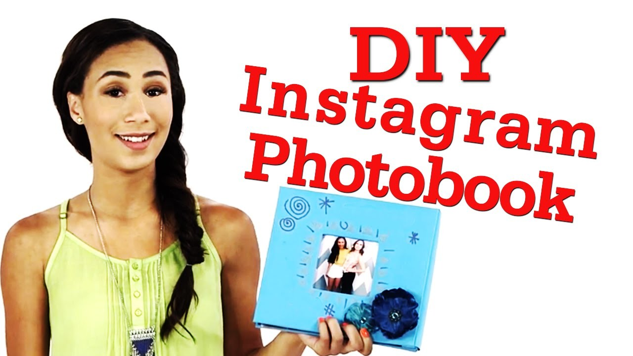 DIY Instagram Photo Books with Eva + OOTD! #17Daily