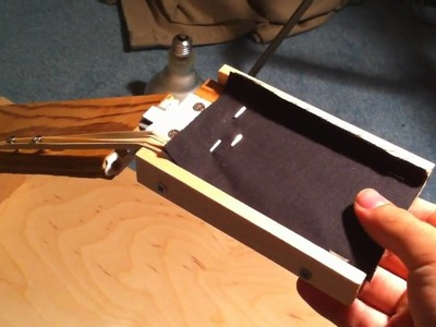 DIY iPhone 4 Camera Arm Mount