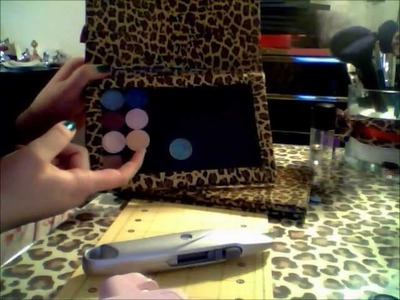DIY Makeup Palette