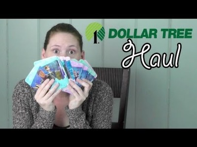 Dollar Tree Haul (Jan 2015) *random craft items.a few vday ones too!