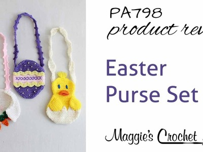 Easter Purse Set Product Review PA798