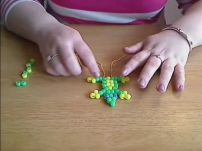 How to Make a Beaded Lizard.Gecko