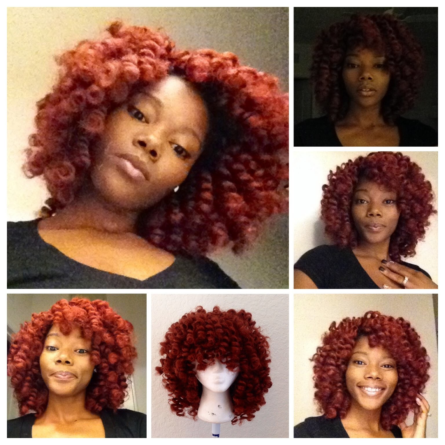 HOW TO: MAKE A MARLEY BRAID CROCHET WIG