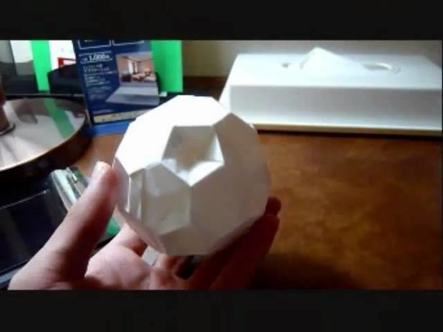 How to make a soccer ball by Origami