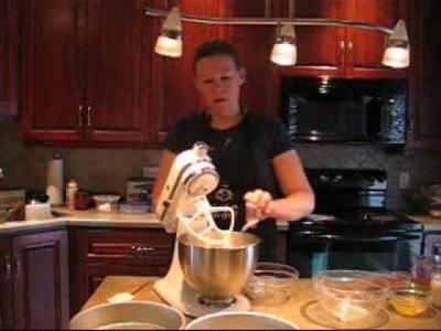 How to Make Homemade Chocolate Cake