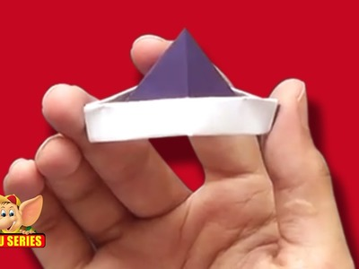 Origami - How to make a Hat