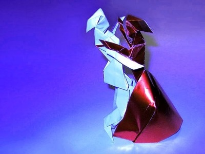 "Origami ""Last Waltz"" by Neal Elias (Part 1 of 5)"