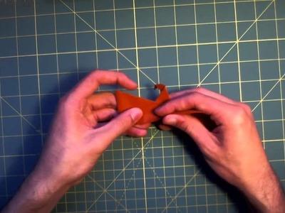 Origami Moustache Tutorial