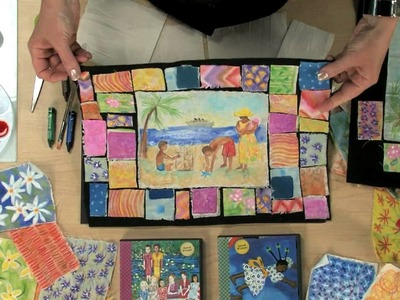 Painted Story Quilt - Lesson Plan