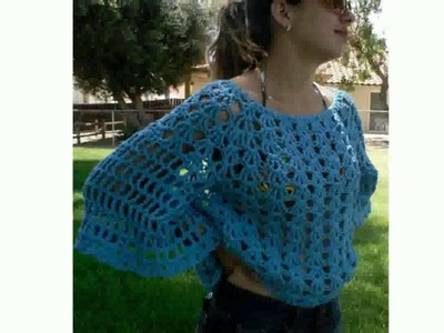 Summer Tops Crochet Patterns